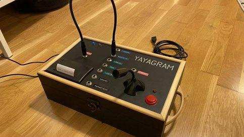 El Yayagram: este burgalés ha creado el invento definitivo para hablar con tu abuela