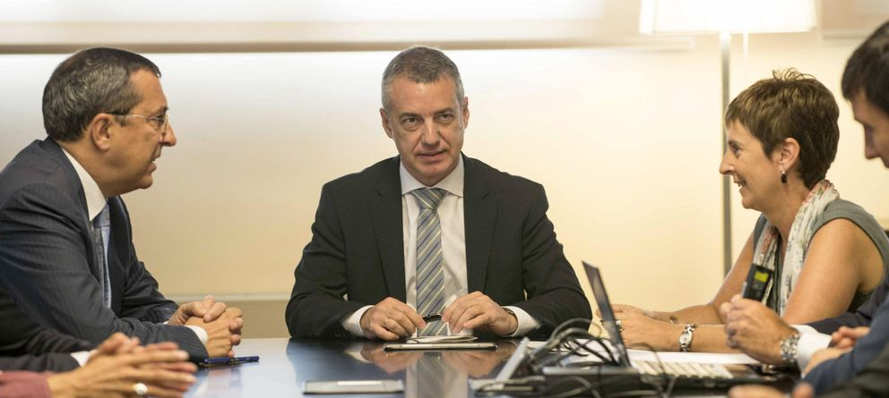 Urkullu: Muchos presos desean liberarse de la estrategia de ETA