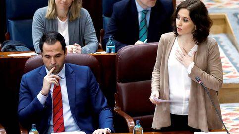 España no Suma en Madrid: quince días sin coordinar el Gabinete tras la llegada de MAR
