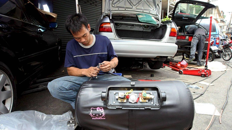 Foto: Las adaptaciones de un coche son cada vez más frecuentes. (EFE)