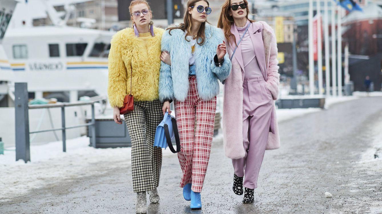 Confirmado: los tonos candy también son para el invierno y quieren endulzar tus looks