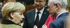 """Van Rompuy anuncia el recorte del presupuesto por Twitter: """"¡Conseguido!"""""""