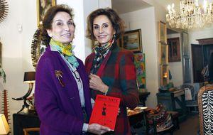 Naty y Ana María Abascal: dos gemelas muy distintas
