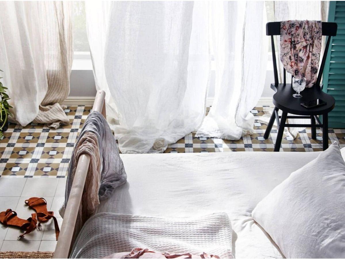 Foto: Ikea te ayuda a combatir el calor sin abusar del aire acondicionado. (Cortesía)