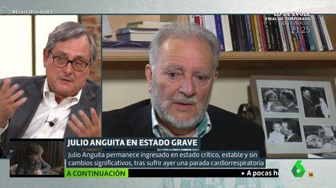 Marhuenda elogia a Julio Anguita: Es un hombre culto y coherente