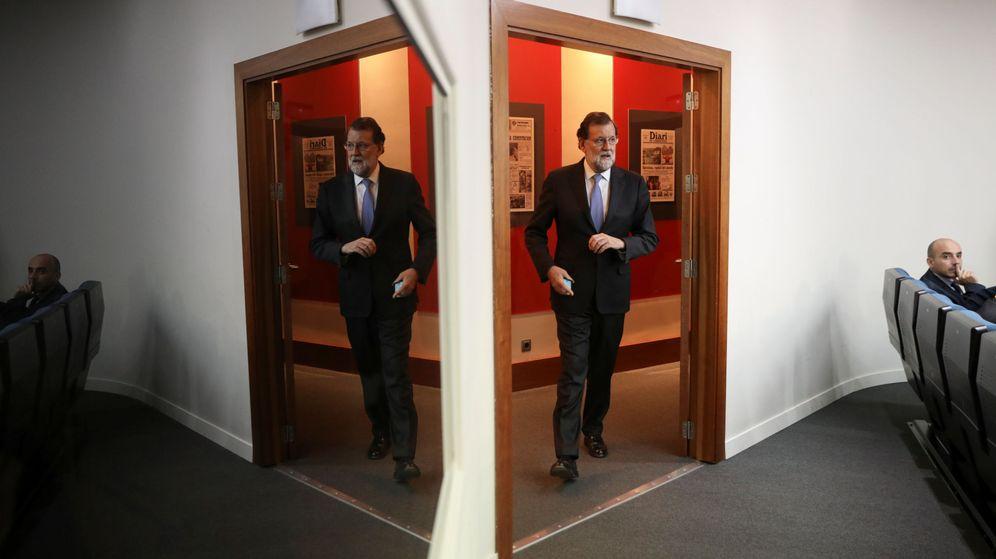 Foto: El presidente del Gobierno, Mariano Rajoy, tras el Consejo de Ministros en la Moncloa. (Reuters)