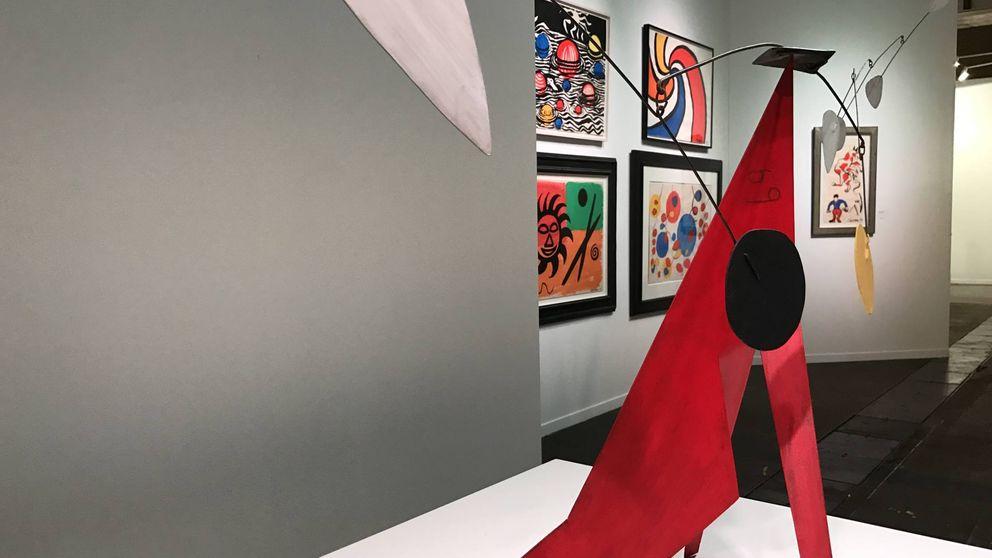 ARCO: cómo atrapar a un coleccionista de arte con champagne y mucho recato