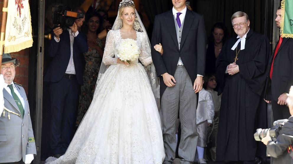 Las fotos de la boda de Ernesto de Hannover y Ekaterina Malysheva