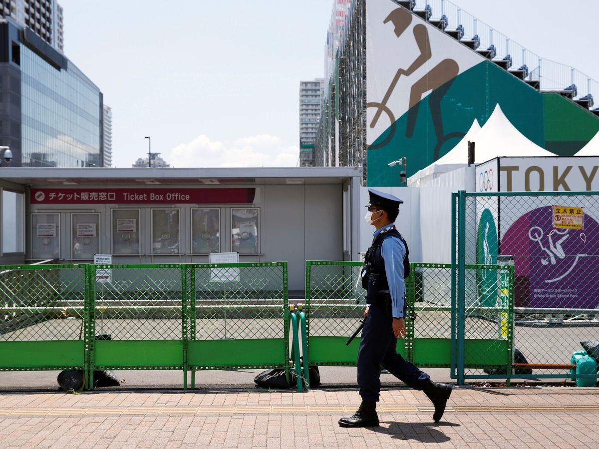 Foto: Los JJOO de Tokio fueron inaugurados este viernes. (Reuters)