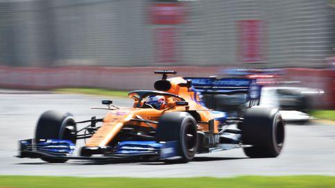 Por qué Carlos Sainz (y McLaren) tiene motivos para sonreír