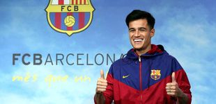Post de El Barcelona pasa de su modelo, se come sus palabras y saca la chequera