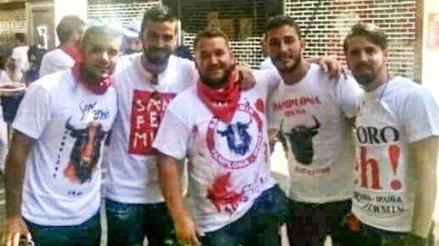 Violación en San Fermín: mantienen en prisión a 'La Manada' al haber riesgo de fuga