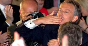 Tony Blair se convierte en banquero de inversión