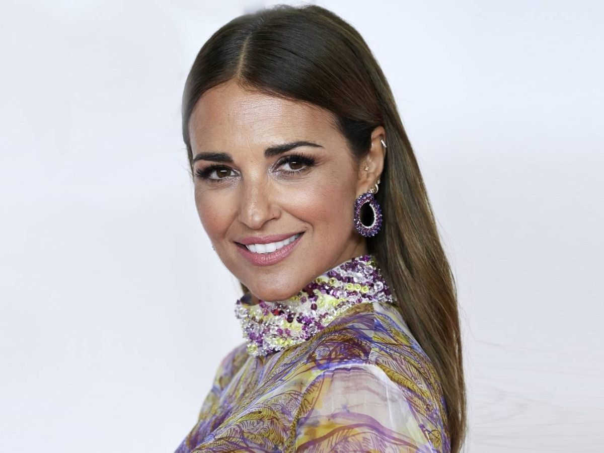 Foto: Paula Echevarría, en una imagen de archivo. (Getty Images)