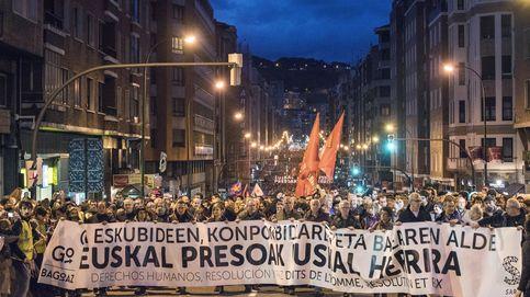Un cuarto de los presos de ETA ya aguarda en cárceles vascas la transferencia a Urkullu