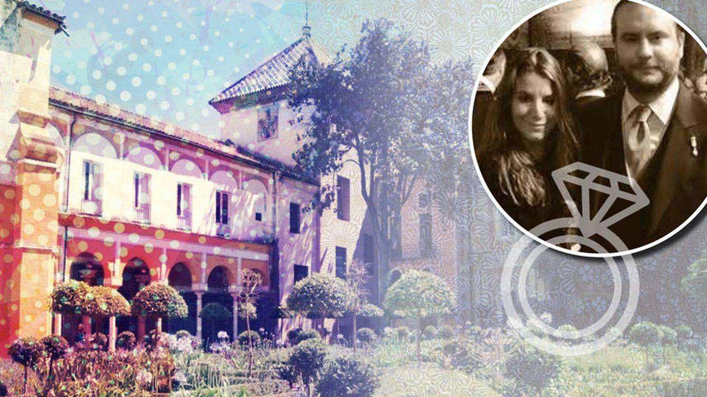 Misa y brillantes en la despedida de soltera de Casilda, nieta de la duquesa de Medinaceli