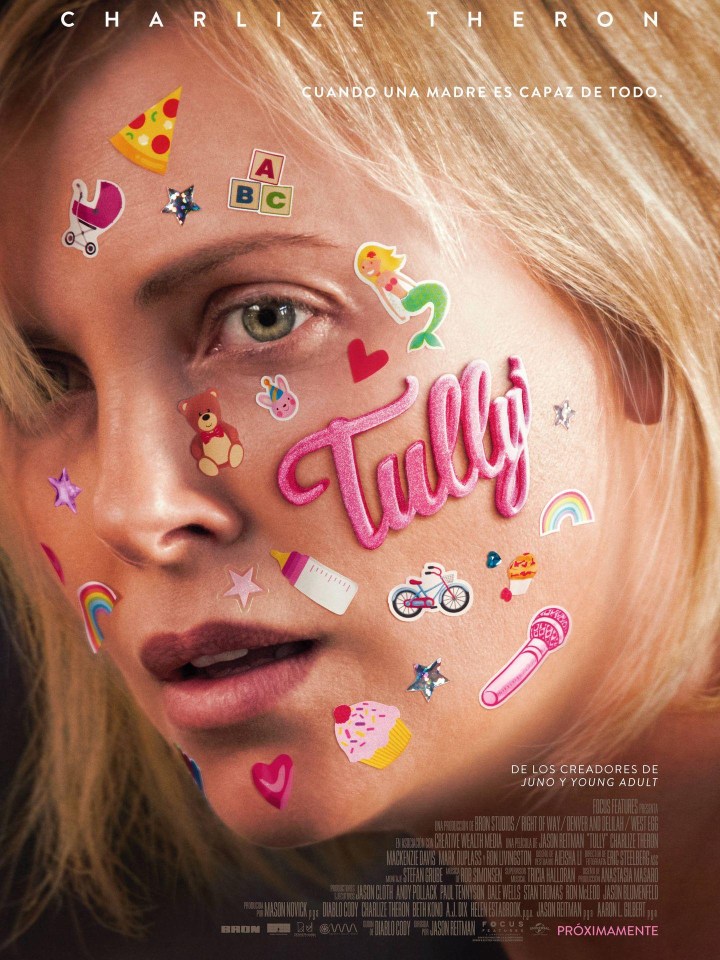 Cartel de 'Tully'.