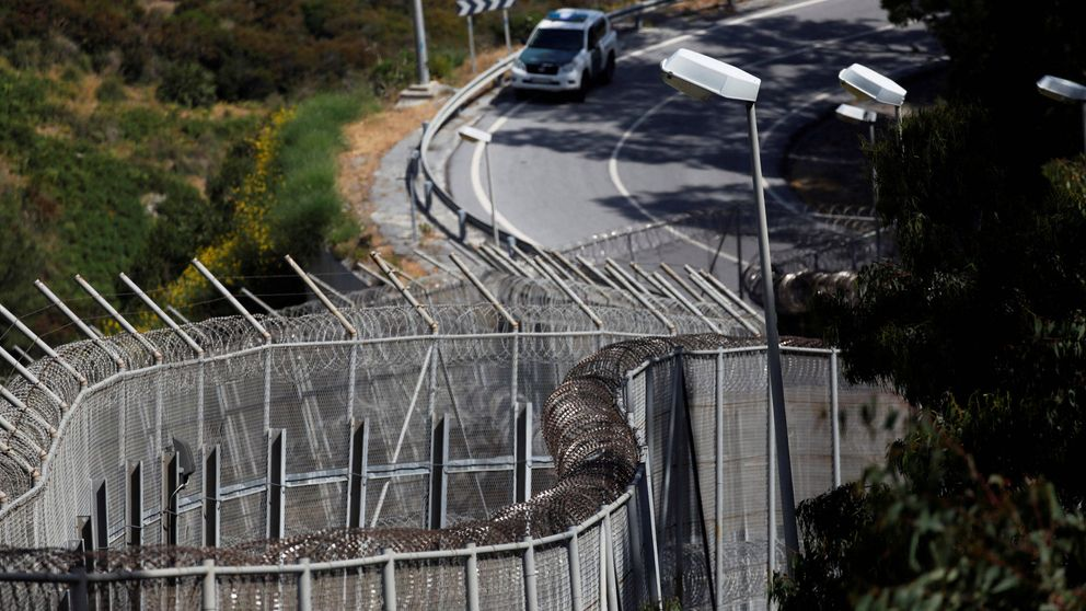 Piden 8 años de cárcel para los migrantes que saltaron la valla de Ceuta
