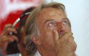 Montezemolo, el 'patricio' que transformó Ferrari en lo que no era