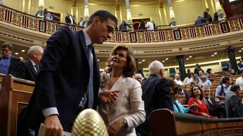 La investidura de Pedro Sánchez, en directo: Unidas Podemos anuncia su abstención