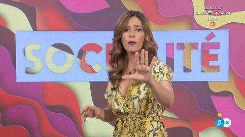 Nuria Marín atiza a Kiko Rivera por su actitud de superioridad en el 'Deluxe'