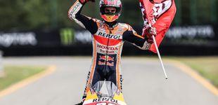 Post de Resultado MotoGP: Márquez, impecable, llega puntual a su cita con la victoria
