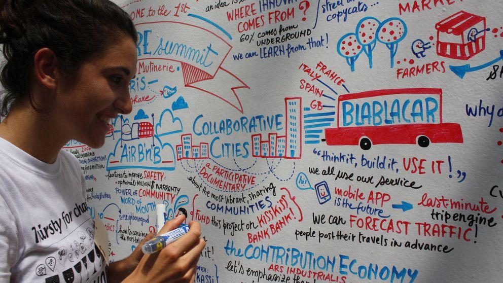 La economía colaborativa, eufórica ante la guerra CNMC-Gobierno