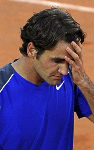 Federer cae eliminado ante Gasquet en los octavos de final de Roma
