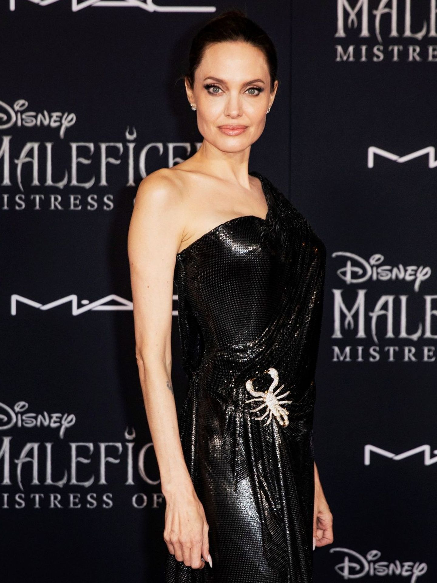 La sorprendente dieta de Angelina Jolie. (EFE)