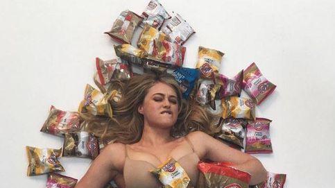 Iska Lawrence, la modelo orgullosa de sus kilos de más