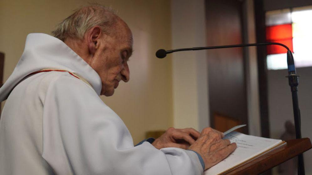 Foto: Jacques Hamel, degollado en la iglesia de  Saint Etienne du Rouvray. (Reuters)