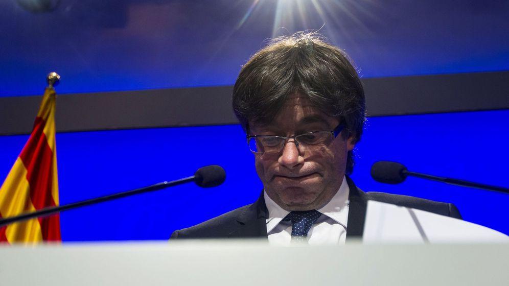 Foto: El presidente de la Generalitat, Carles Puigdemont. (EFE)