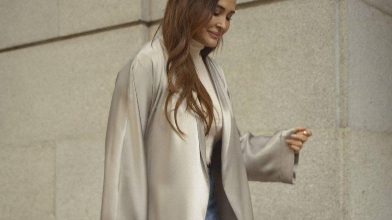 Vicky Martín Berrocal nos da tres looks diferentes (elegantes y ponibles) con solo una prenda