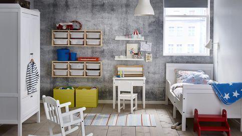 Deco para niños: habitaciones para dormir, aprender y jugar