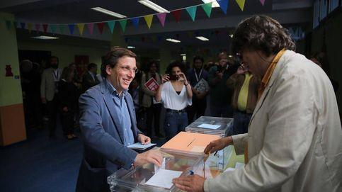 Elecciones municipales 2019: Almeida llama al voto aunque señala que la democracia se gana día a día