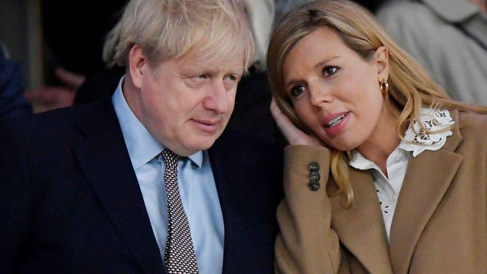 El drama de Carrie Symonds: embarazo con coronavirus y con Boris Johnson en la UCI