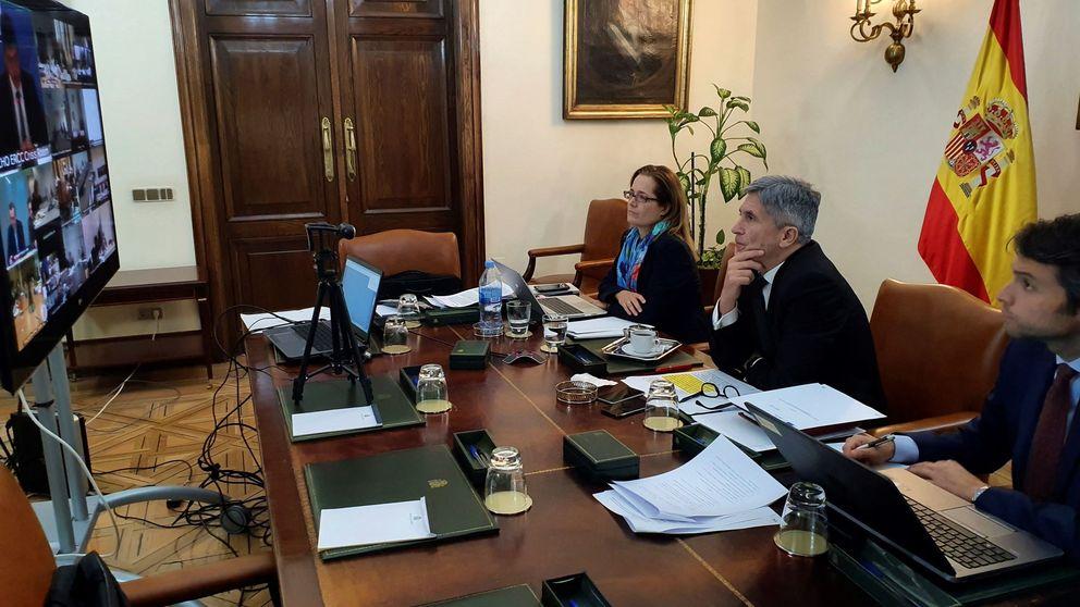 España cierra las fronteras terrestres para contener la expansión del Covid-19