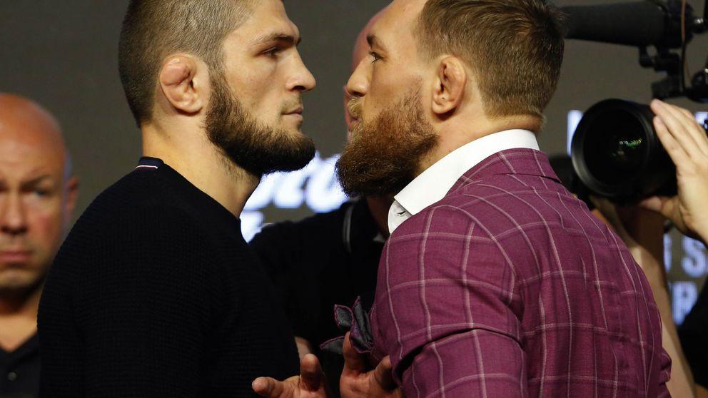 McGregor calienta su esperado regreso a la UFC: Tú estarías muerto y yo , preso
