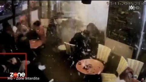Un vídeo muestra el momento en que uno de los terroristas de París se inmola