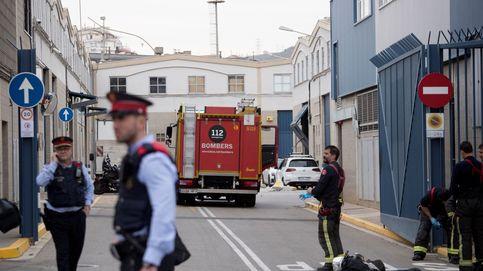 Hallan el cuerpo de la persona desaparecida en la explosión de una química en Barcelona