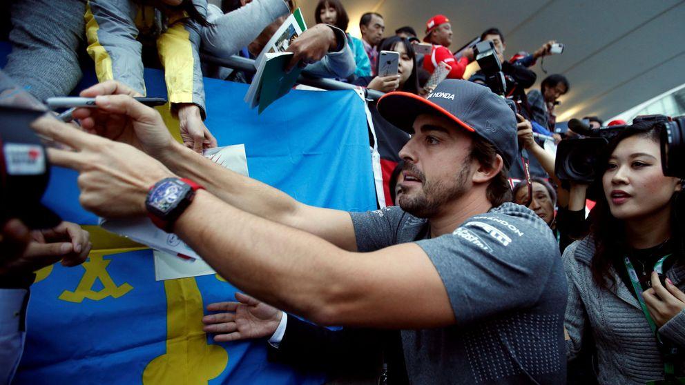 Alonso: La noche en el hospital con Bianchi fue una de las peores de mi vida