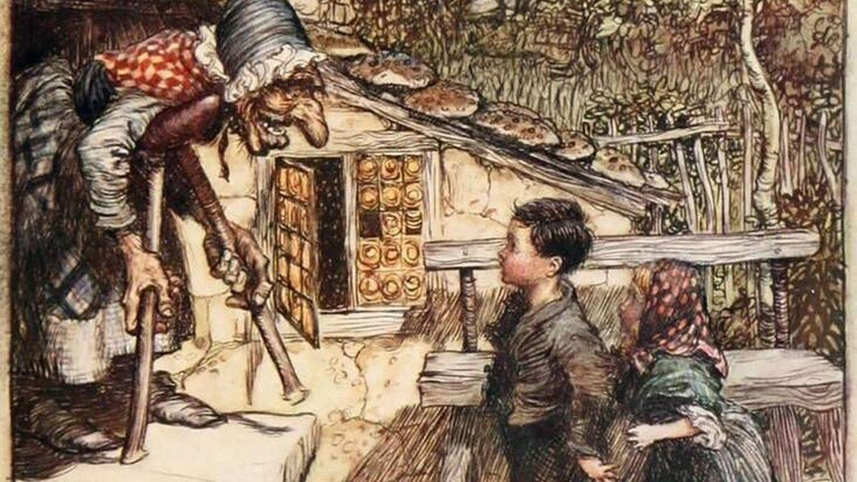 El libro que convenció a Alemania de que la historia de 'Hansel y Gretel' era muy diferente