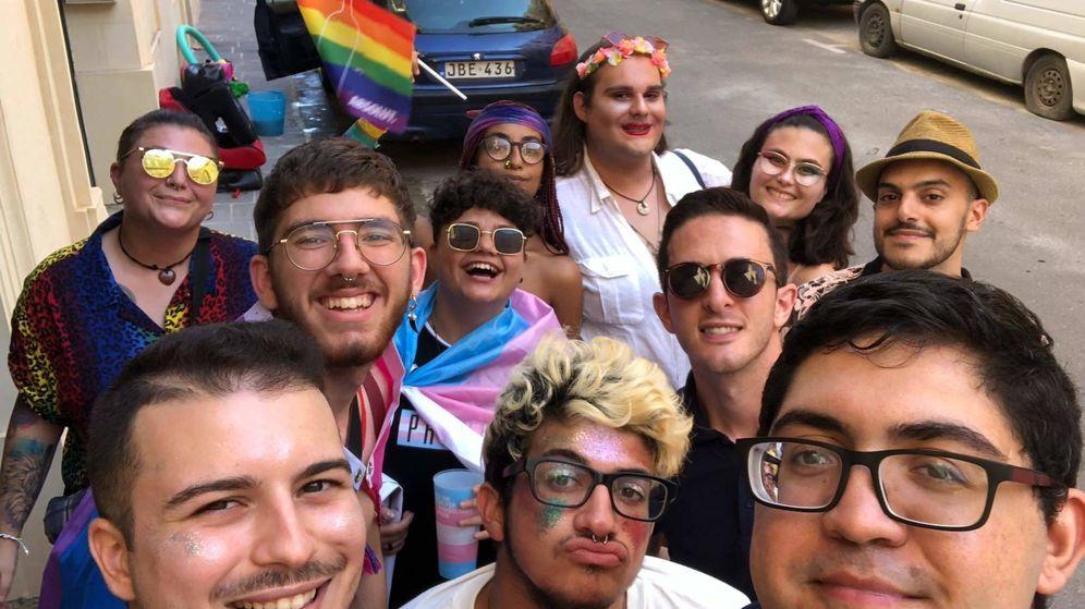Foto: 'Gay Pride' en Malta