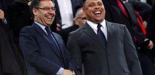 Post de El Valladolid de Ronaldo veta la asistencia de dos de sus jugadores a la Selección catalana