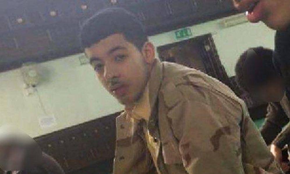 Foto: Salman Abedi, el terrorista de Mánchester.