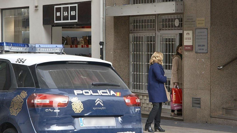 Detenido cuando agredía a su ex a escasos metros de la comisaría de Lugo