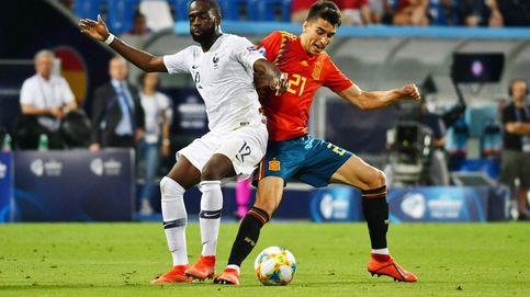 Así vivimos el España - Francia de semifinales de la Eurocopa sub-21