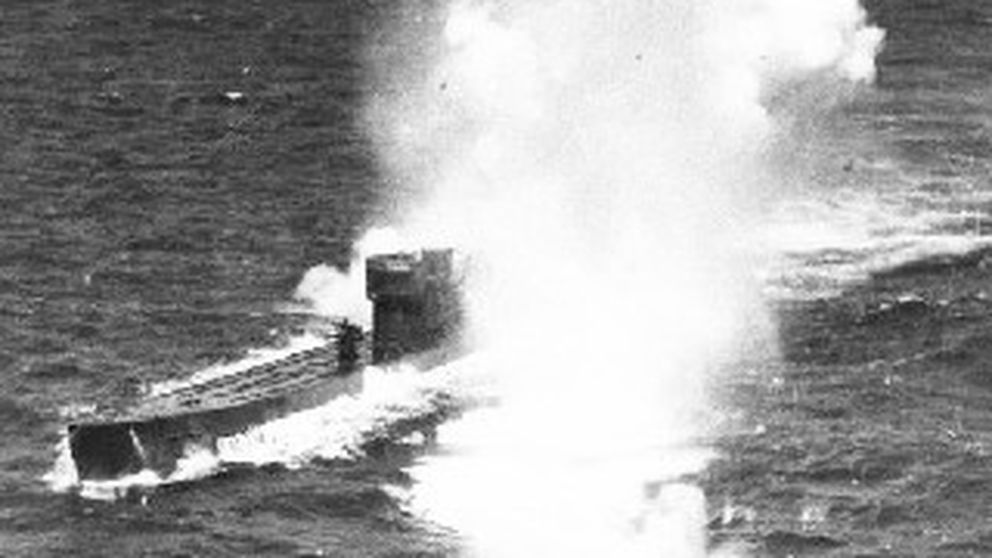 La historia que relaciona a Carlos I con un submarino alemán nazi