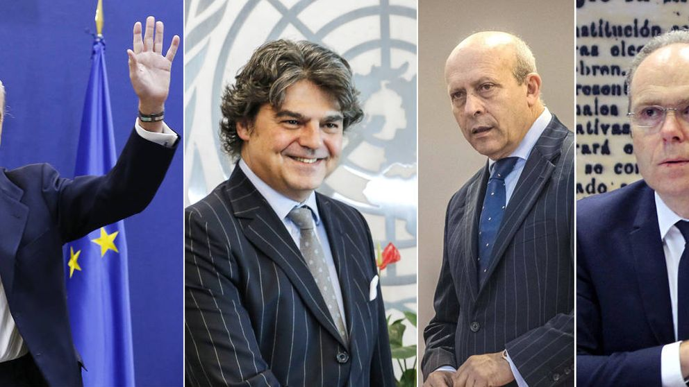 Moragas, Wert,  Juan Bravo... Los 'otros perdedores' en la crisis de Gobierno