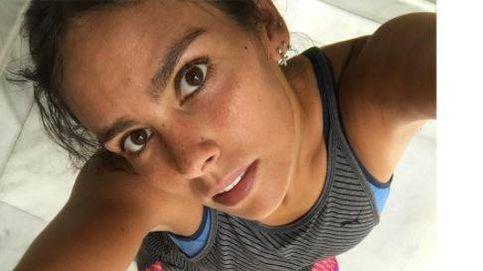 Una nueva foto de Cristina Pedroche, muy delgada, desata la polémica